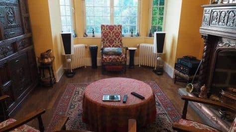 salon d'écoute à Granville